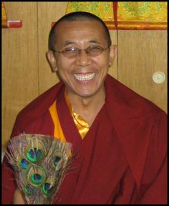 Budda Lama Samten